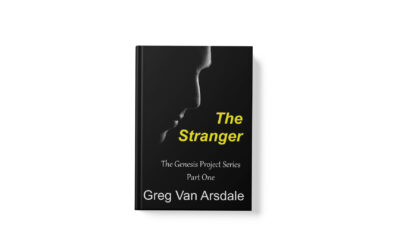 """Book Feature: """"The Stranger"""" by Greg Van Arsdale"""