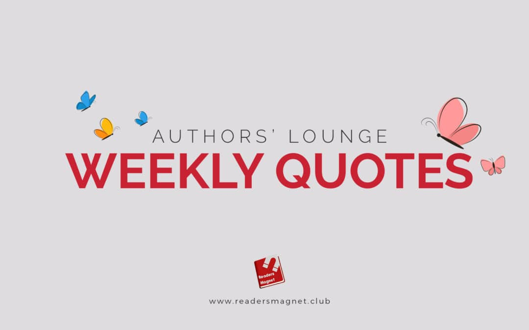 Weekly Quotes: Gabriella Eva Nagy