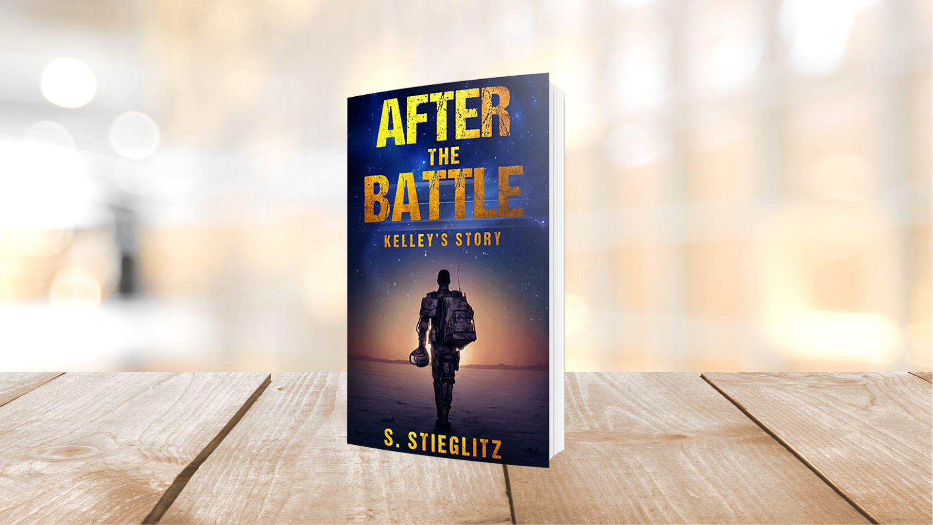 Book Feature: After Battle Kelley's Story banner