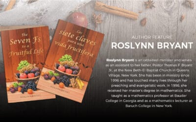Author Feature: Roslynn Bryant