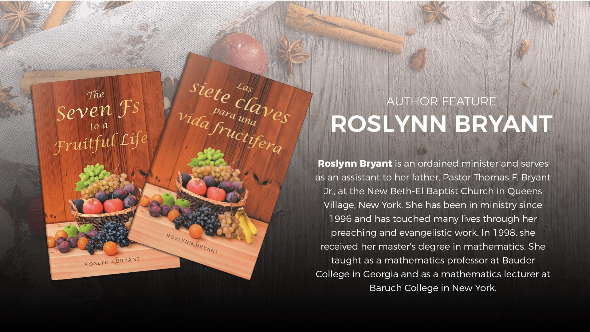 Roslynn Bryant banner