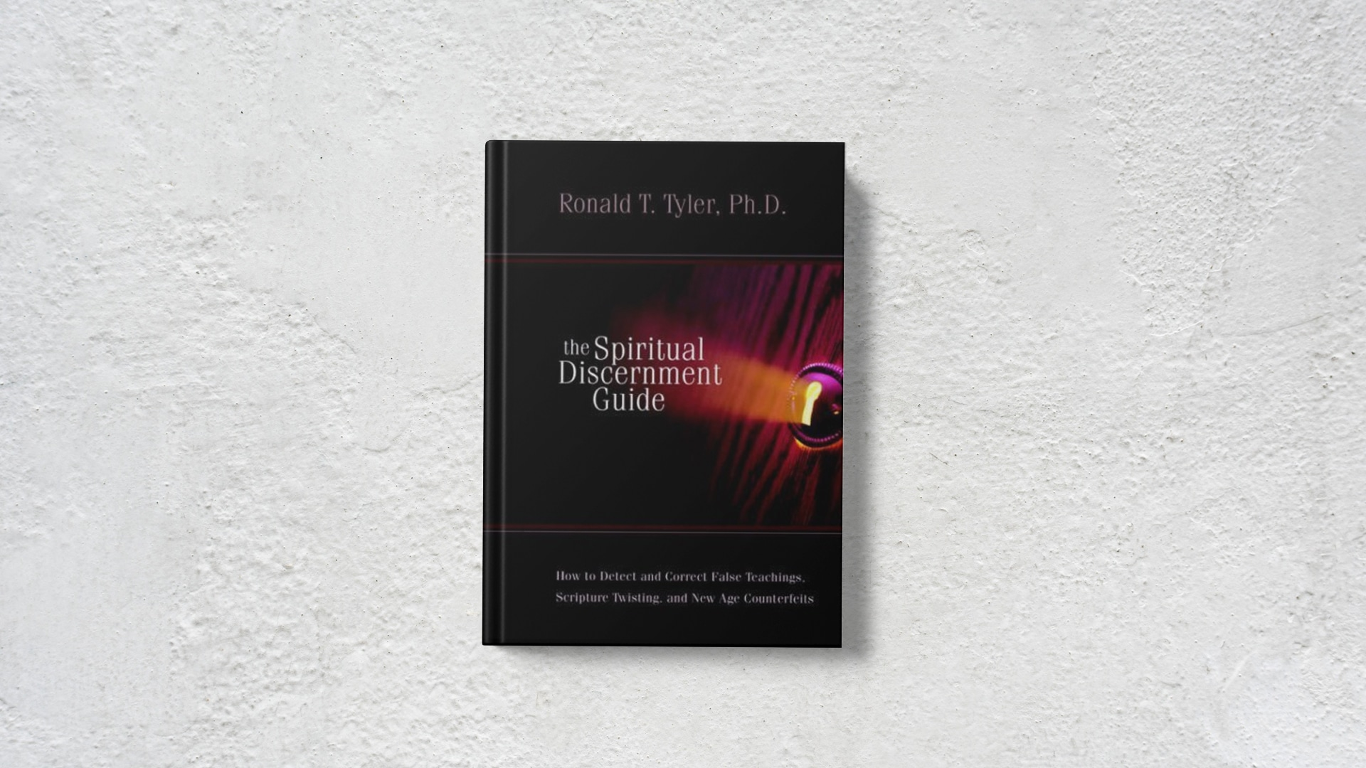 The Spiritual Discernment Guide banner
