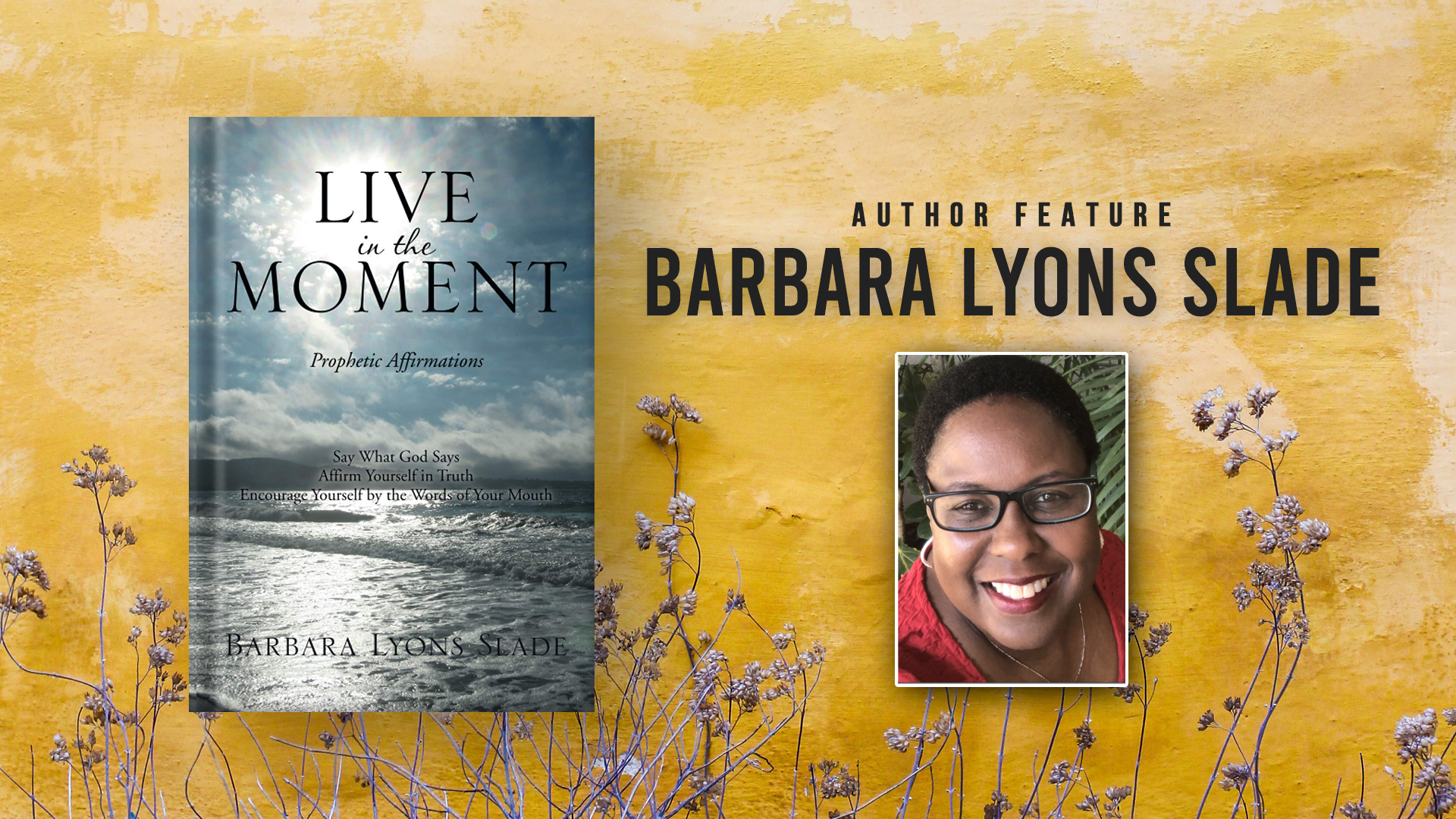 Barbara Lyons Slade author feature banner