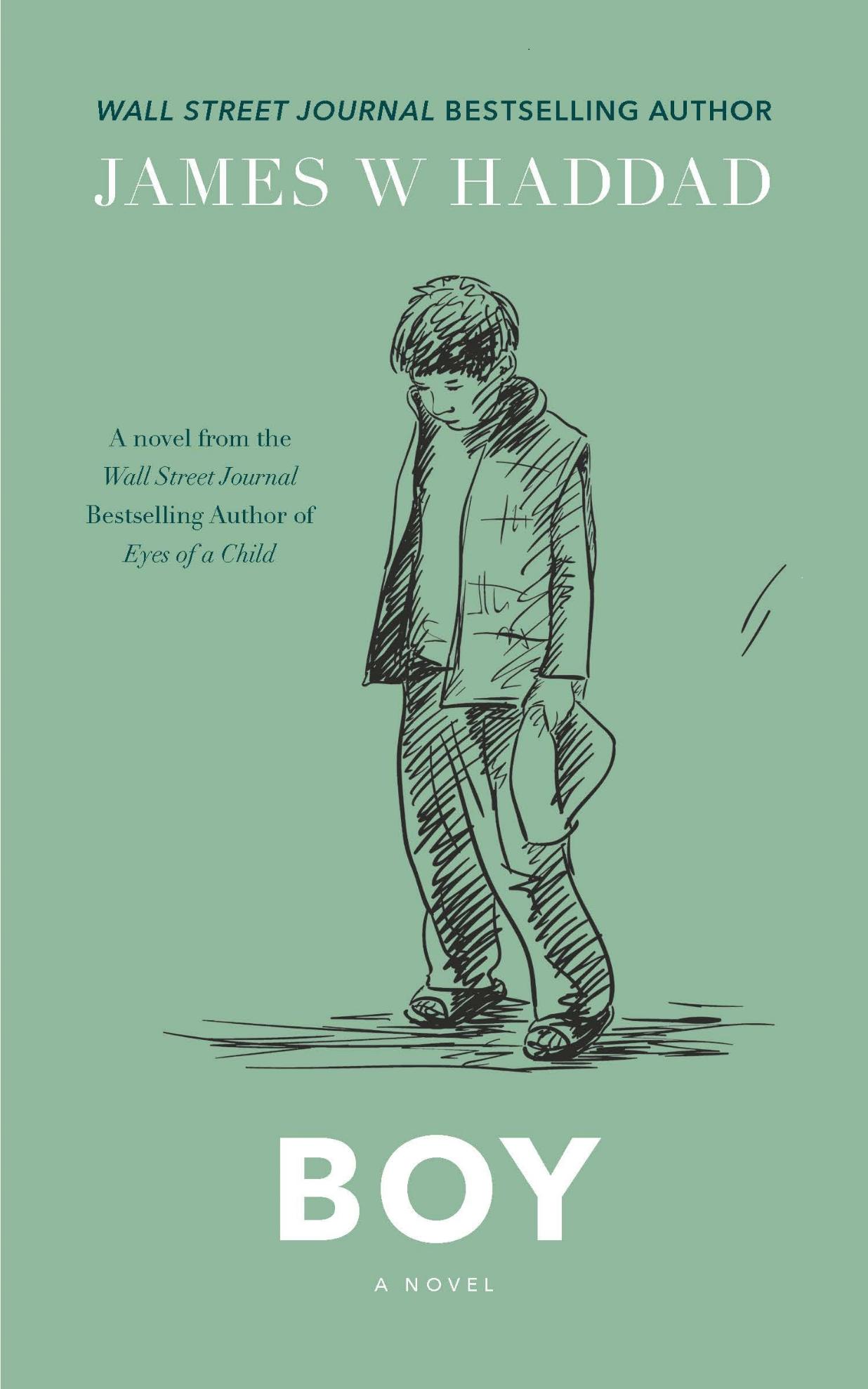 Boy a novel by James W Haddad