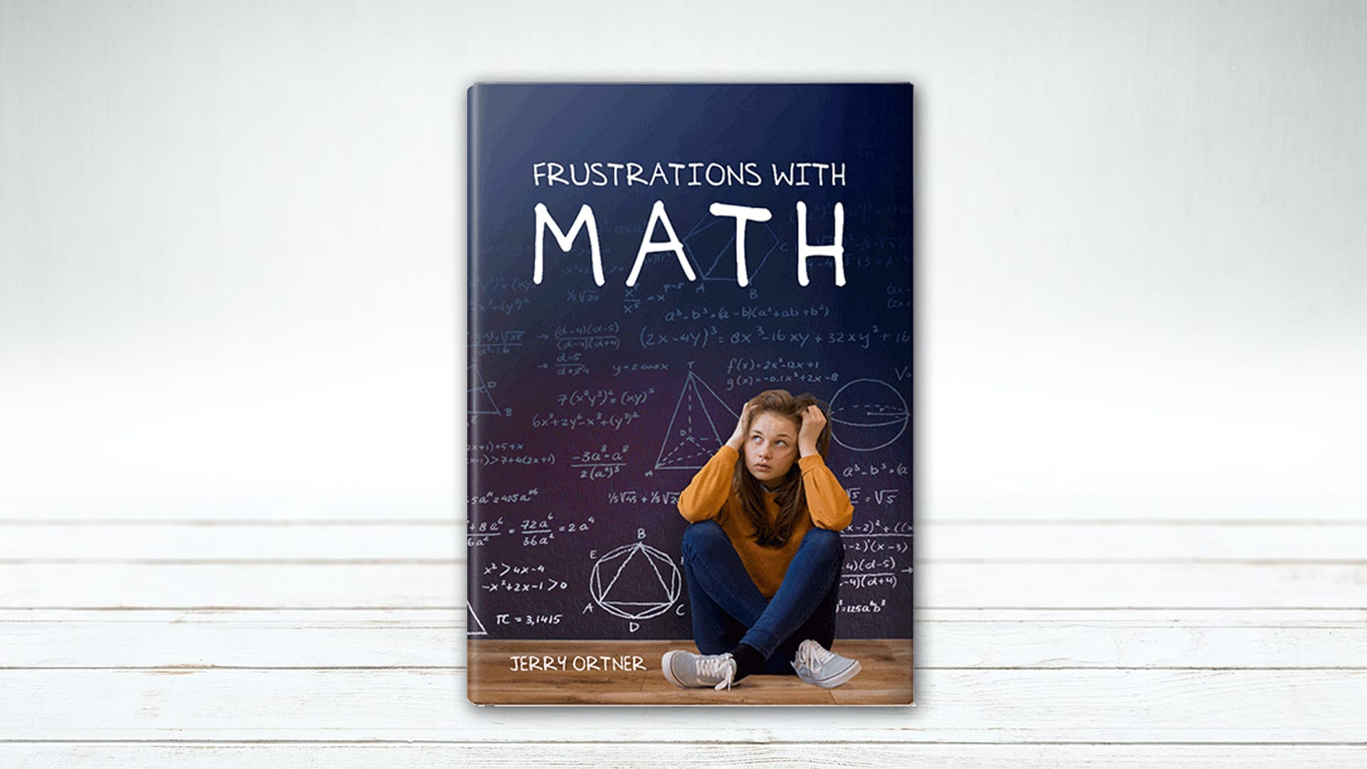 Frustrations With Math by Jeremiah Ortner banner