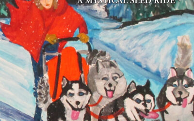"""Fairytale Christmas Magic: """"The Girl in The Red Cape"""" by Suzy Davies"""