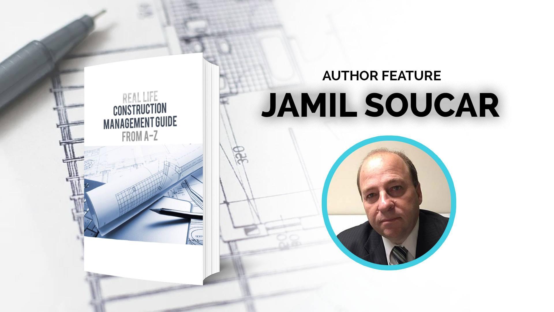 Jamil Soucar author feature