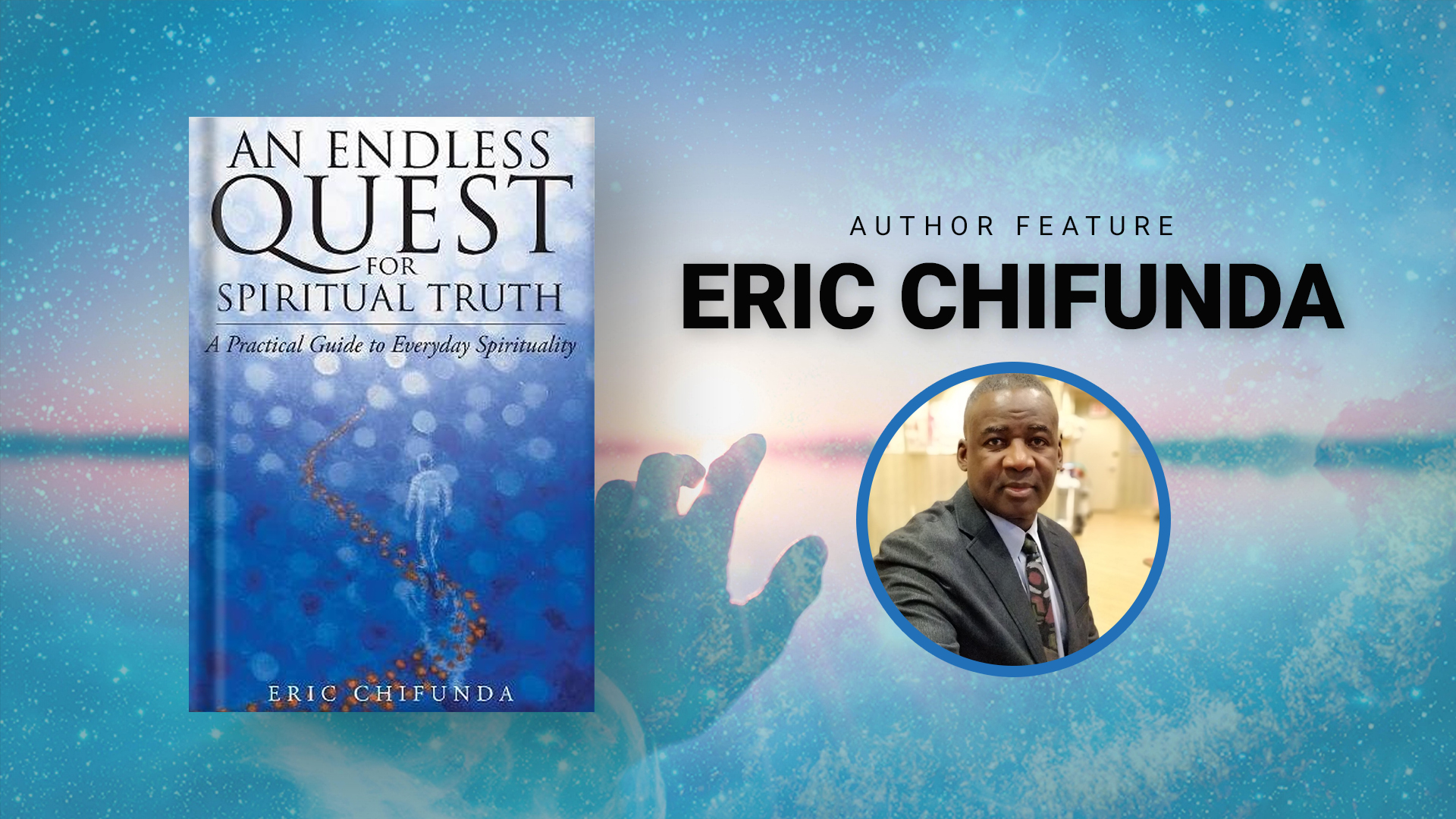 Author Feature: Eric Chifunda banner