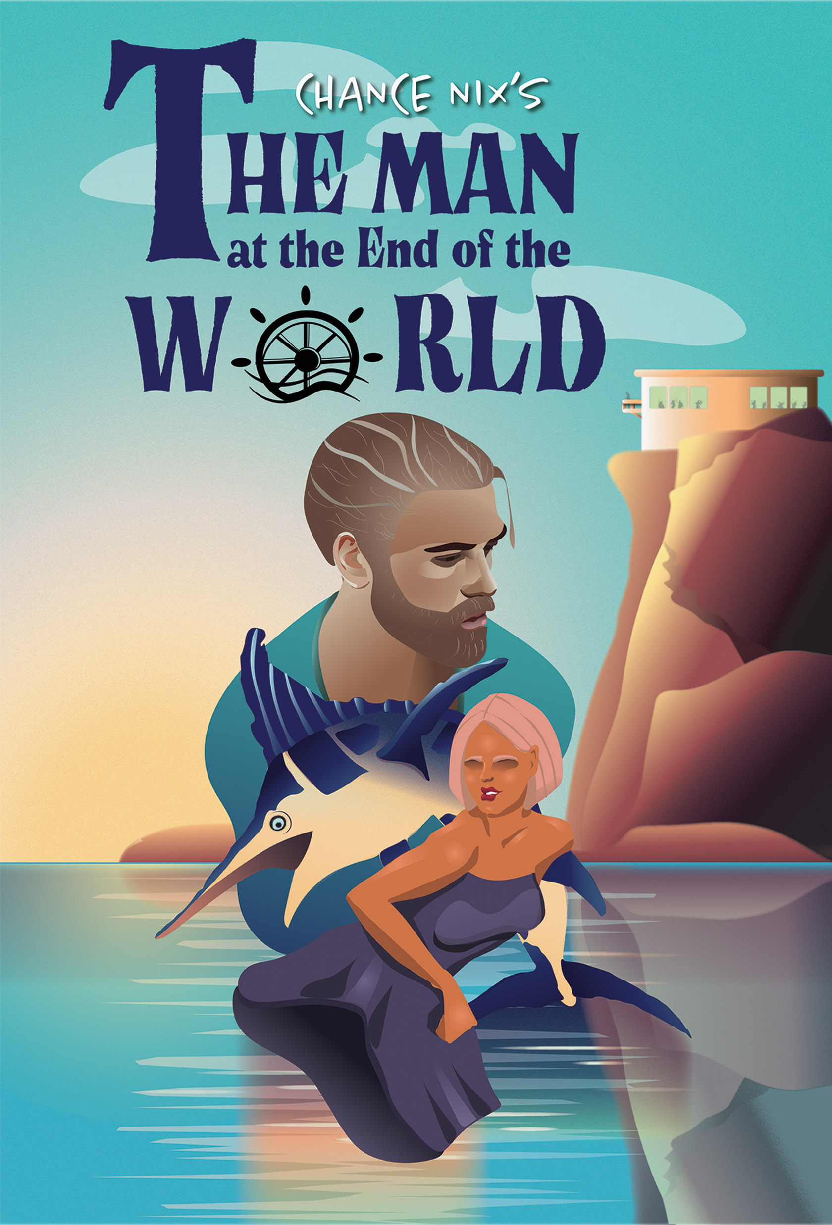 Chance Nix's The Man at the End of the World