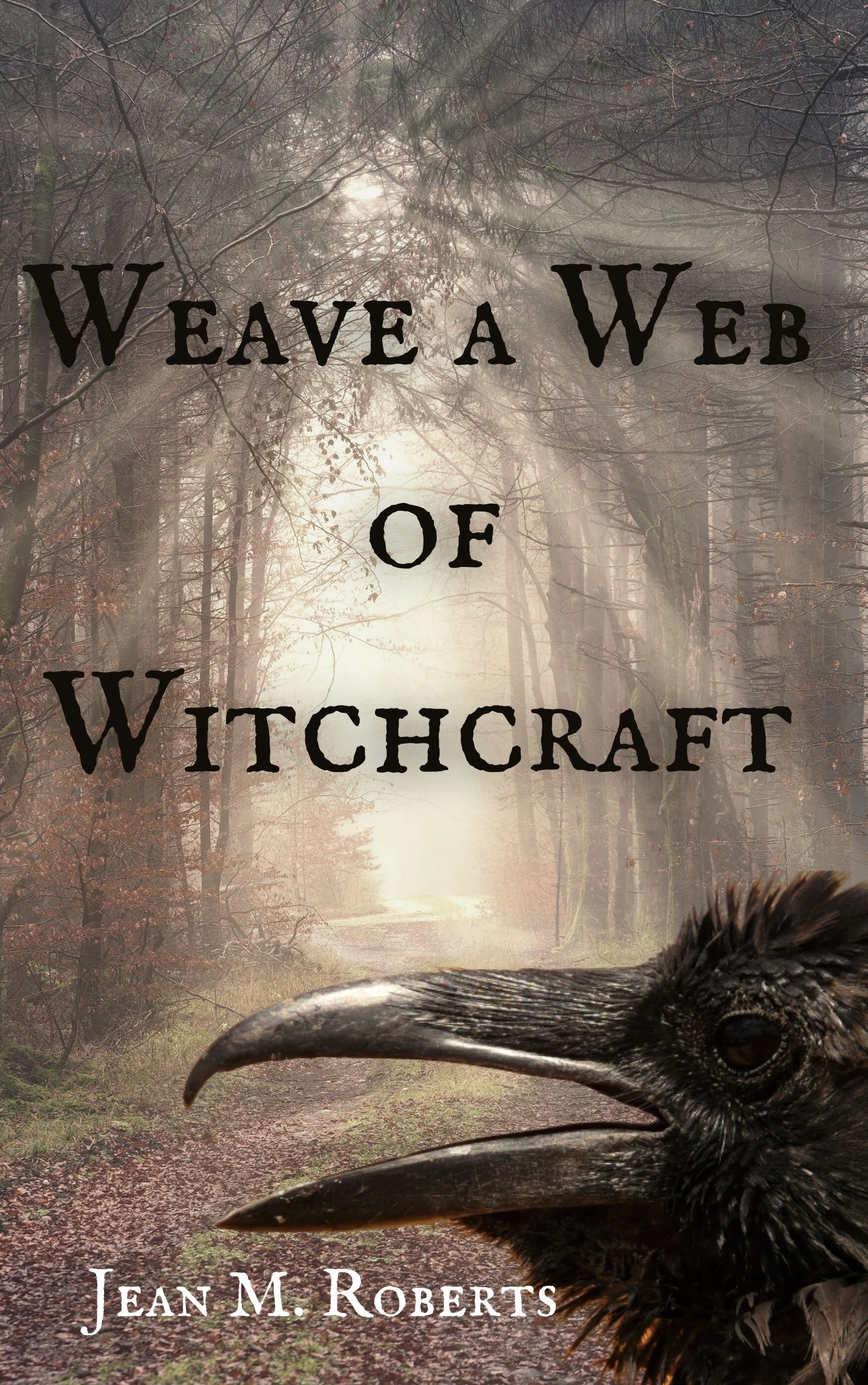 Weave a Web of Witchcraft by Jean M. Roberts