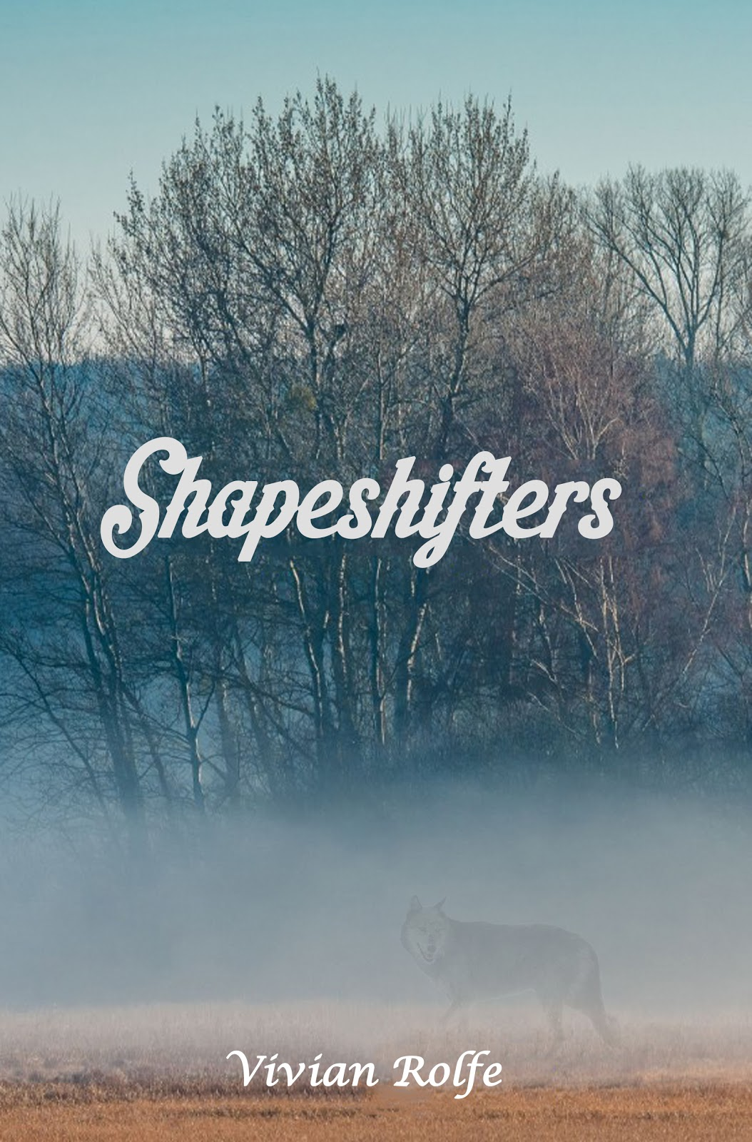 Shapeshifters by Vivian Rolfe