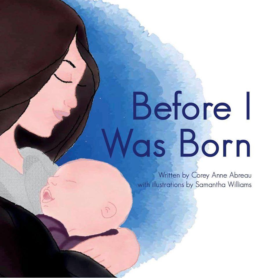 Before I Was Born By Corey Anne Abreau