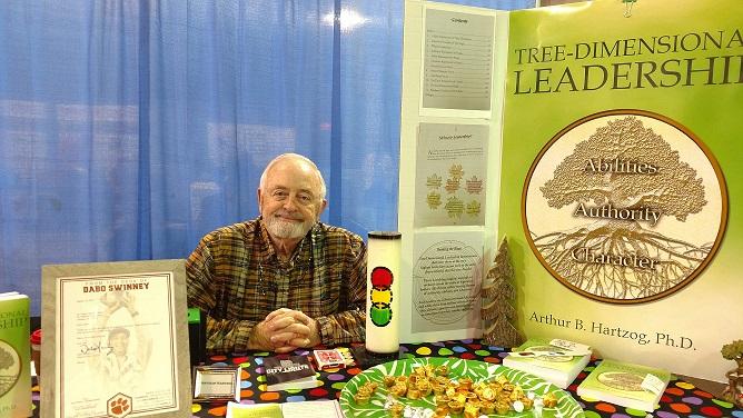 Arthur B. Hartzog, Ph.D., Author of Tree-Dimensional Leadership