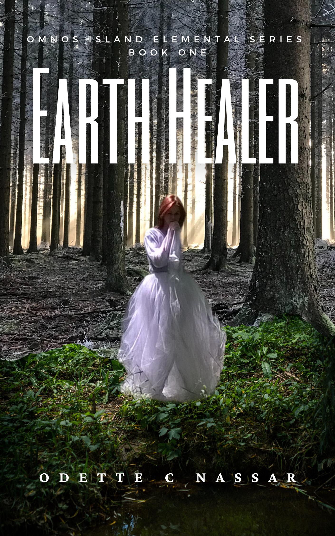 Earth Healer by Odette Nassar