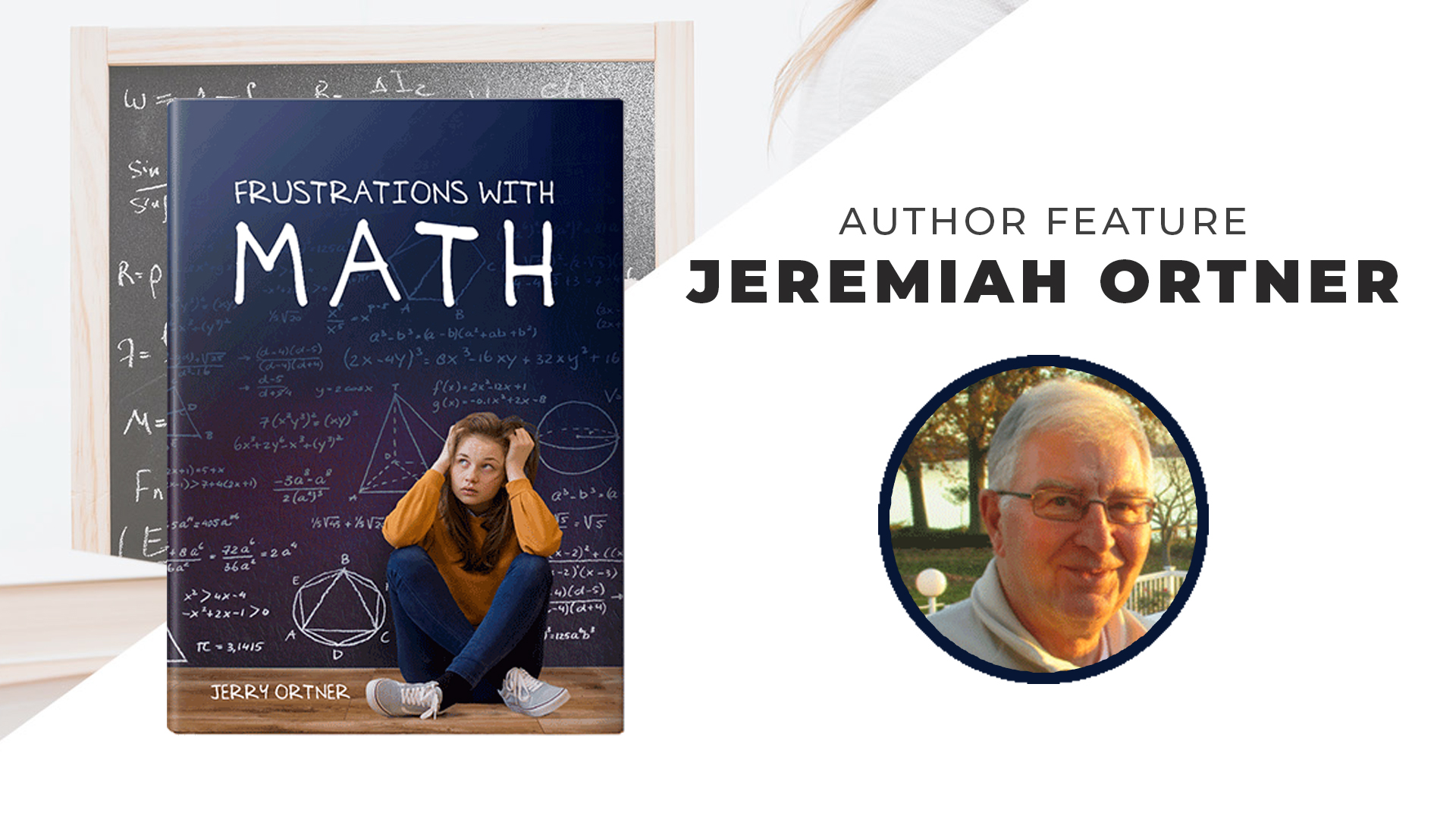 Author Feature: Jeremiah Ortner banner