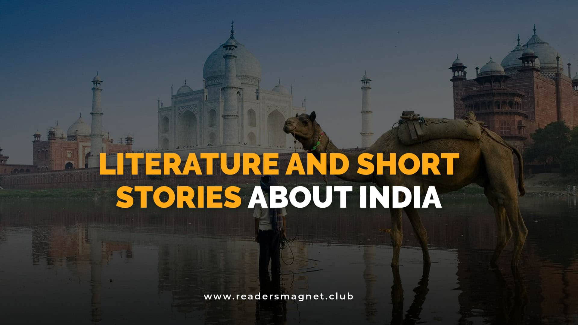 Literature and Short Stories About India banner