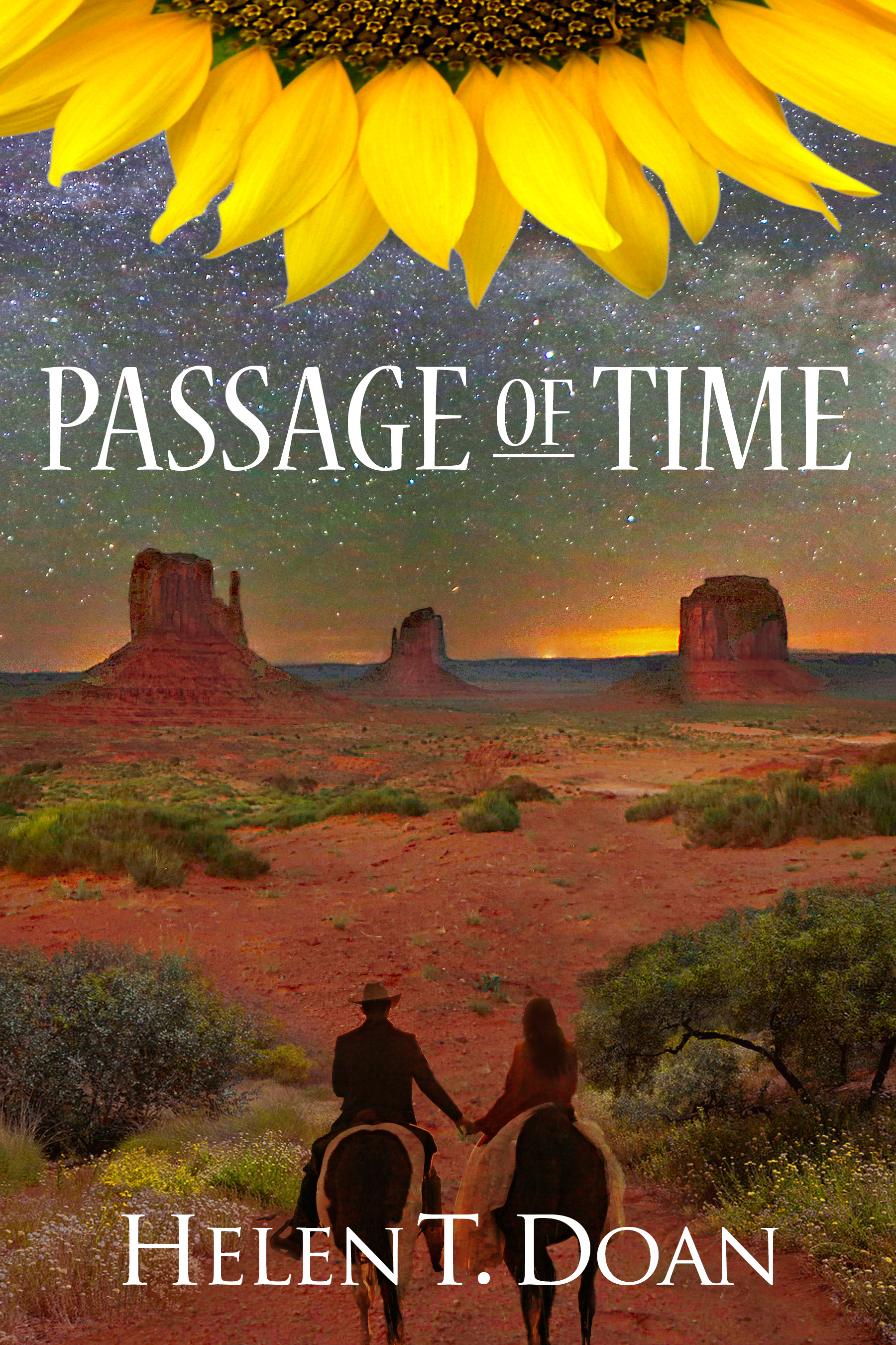 Passage of Time by by Helen T. Doan