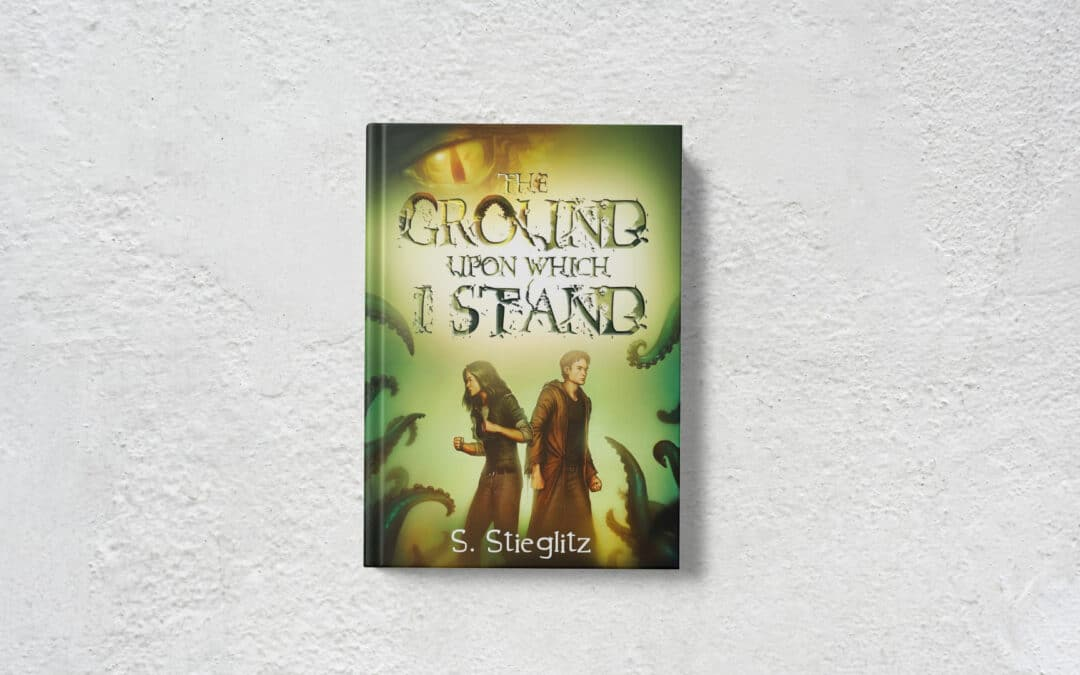 Book Feature: The Ground Upon Which I Stand by Stephanie Stieglitz