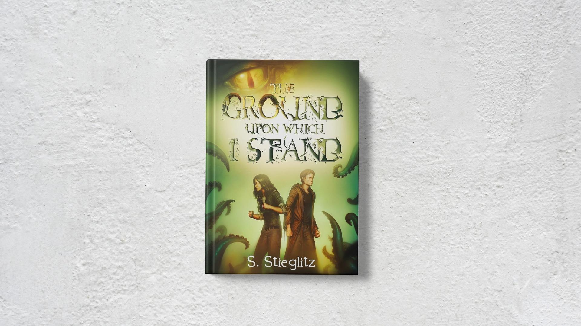 The Ground Upon Which I Stand by Stephanie Stieglitz banner