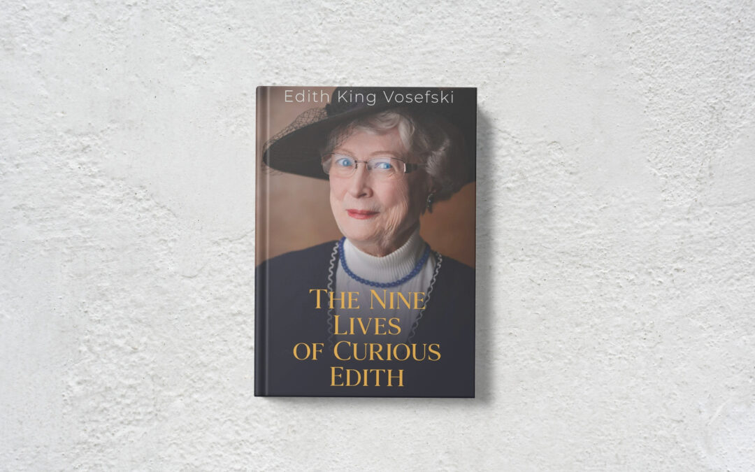 Book Feature: The Nine Lives of Curious Edith