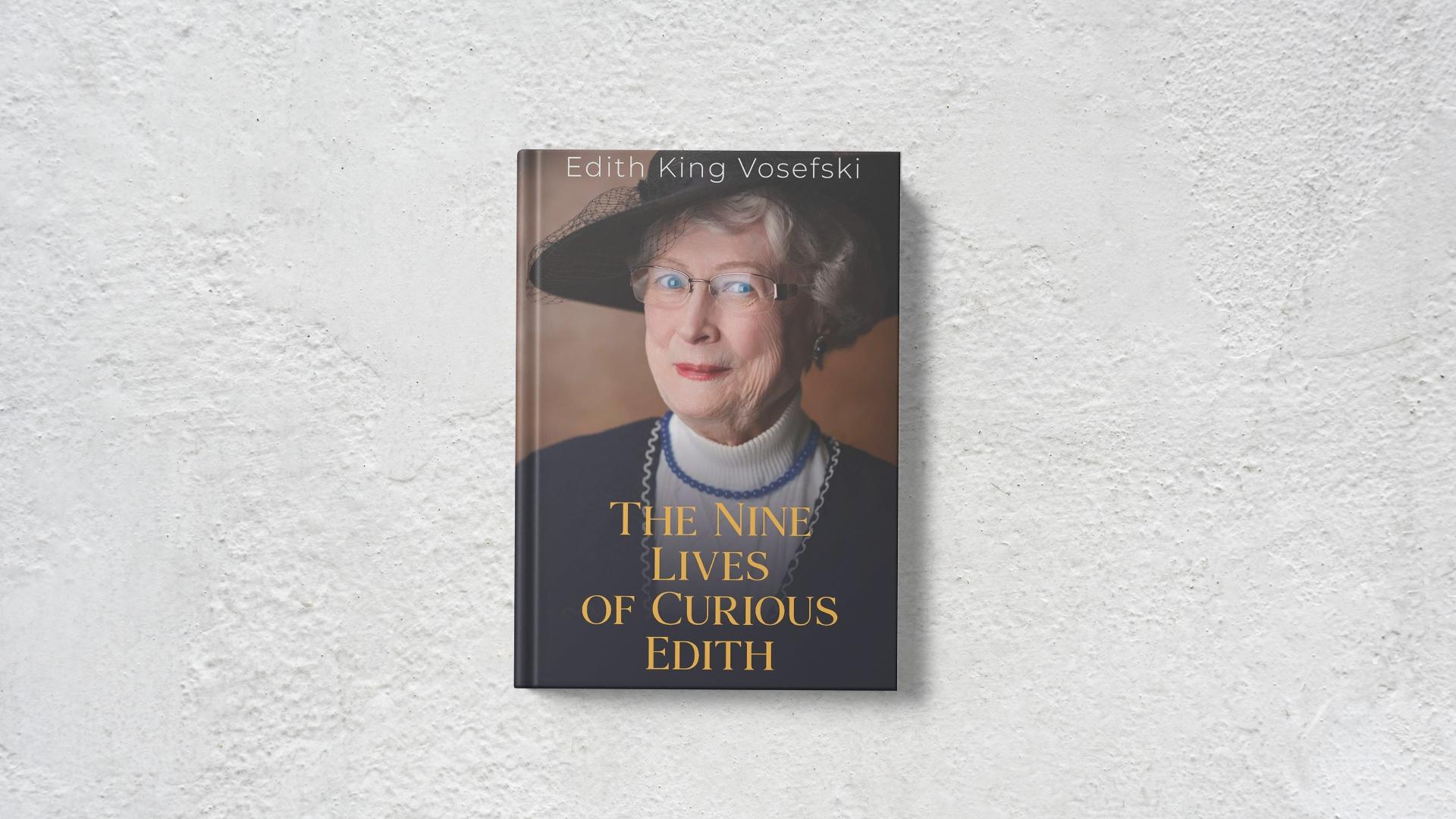 The Nine Lives of Curious Edith Vosefski banne bannerr