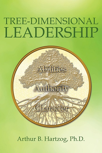 Tree-Dimensional Leadership book cover