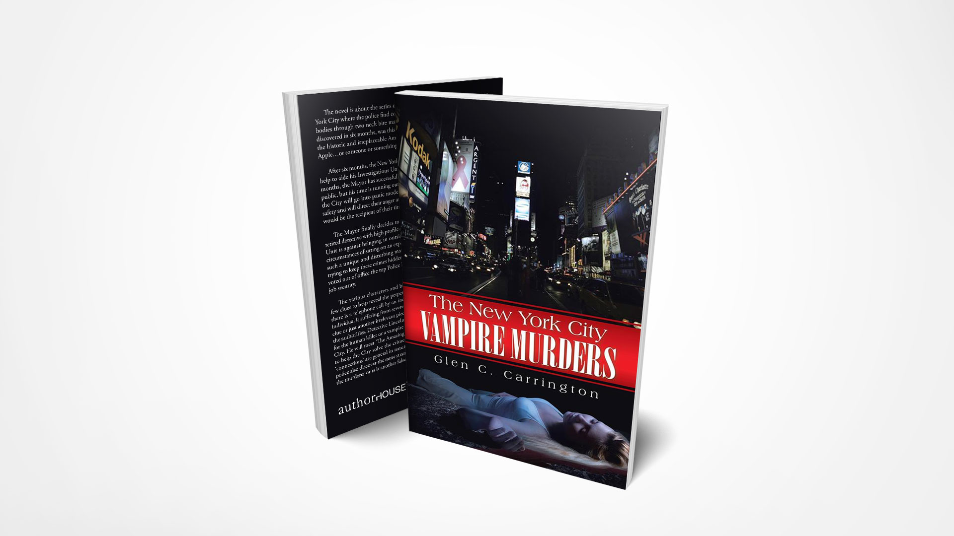 book-feature-The-NYC-Vampire-Murders-by-Glen-Carrington banner