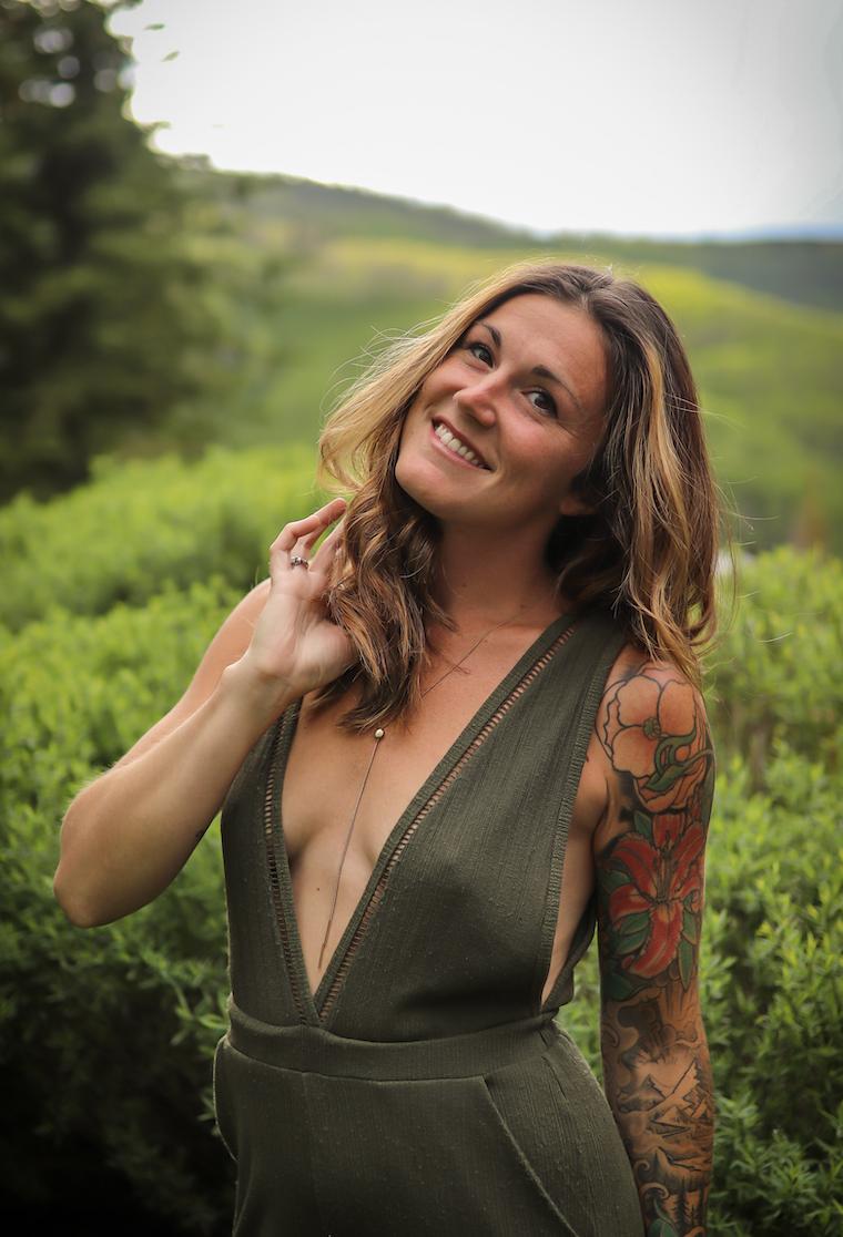 """Lauren Dow, Author of """"In Body I Trust"""""""