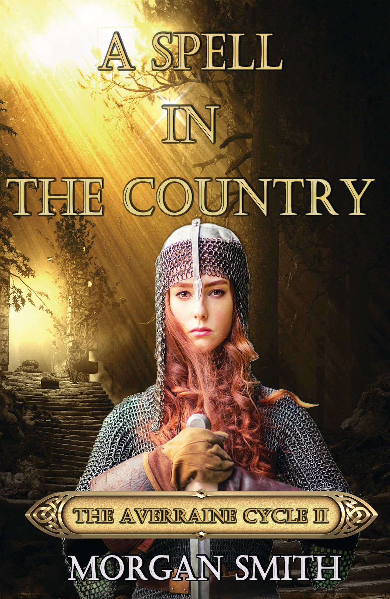 A Spell in the Country by Morgan Smith