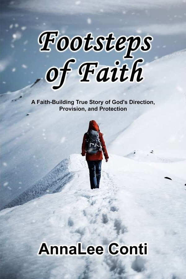 Front cover of Footsteps of Faith