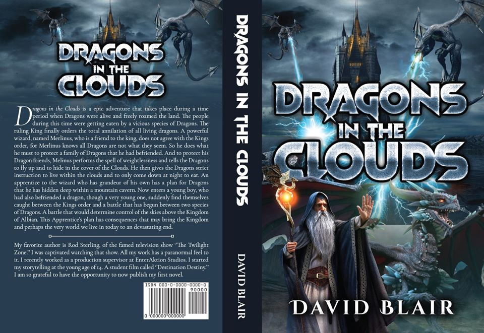 Dragons in the Clouds by David Blair
