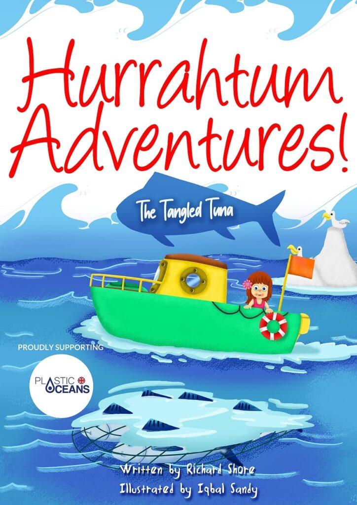 Hurrahtum Adventures! The Tangled Tuna