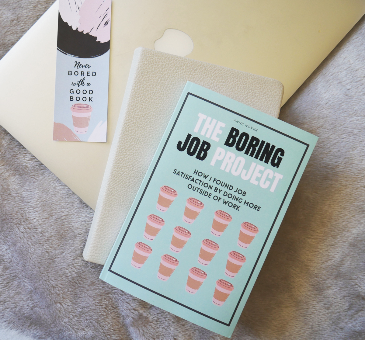 The Boring Job Project by Anne Novek
