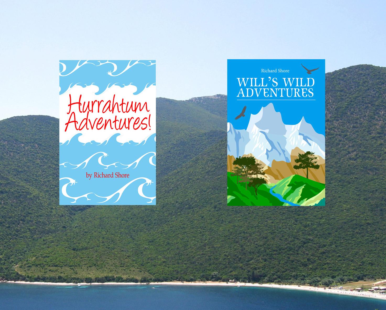 Richard Shore on Hurrahtum & Will's Wild Adventures
