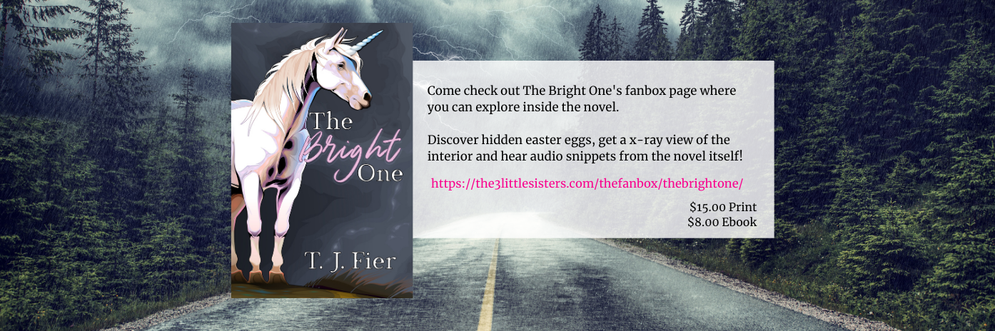 The Bright One by T.J. Fier
