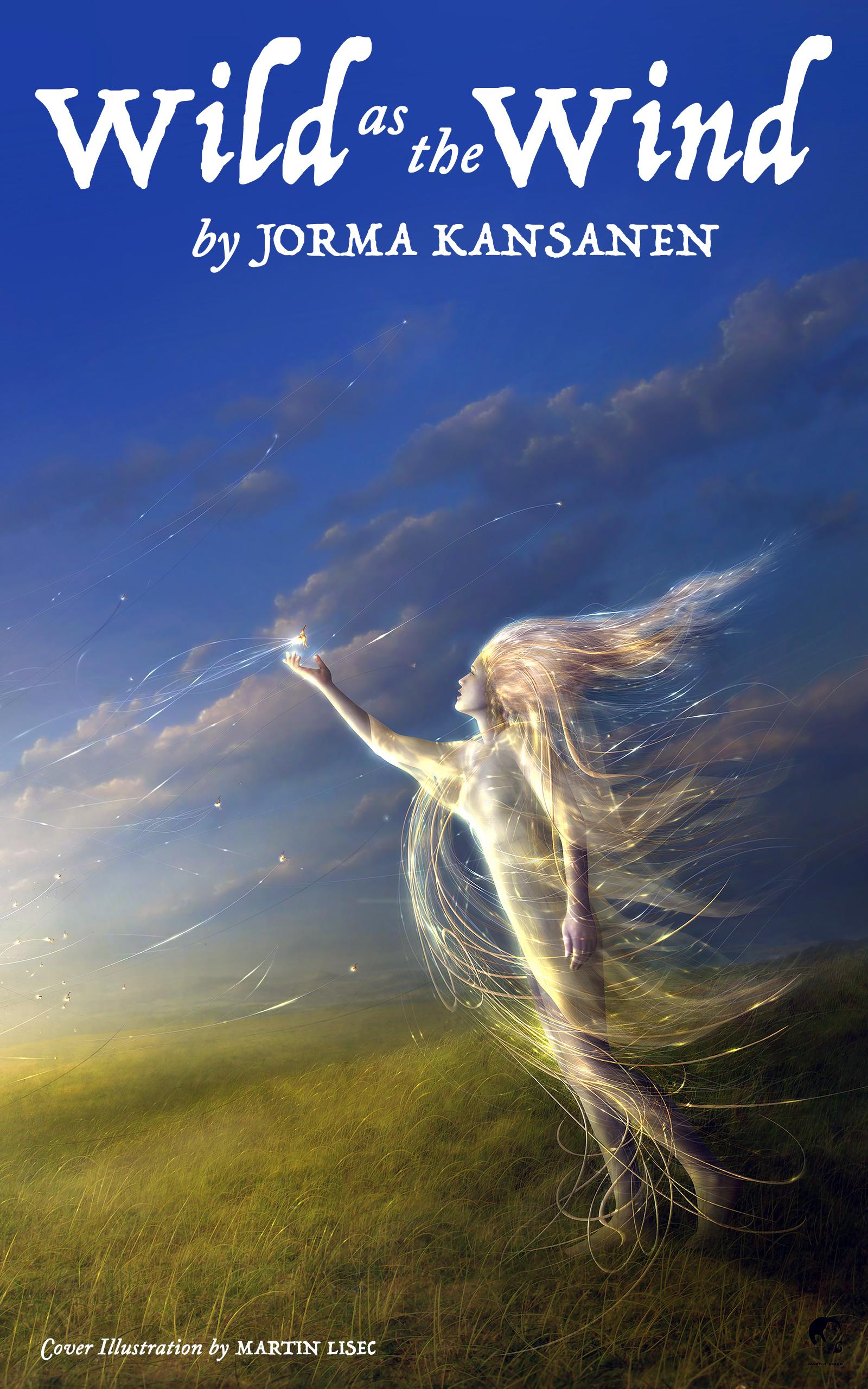 Wild As The Wind by Jorma Kansanen