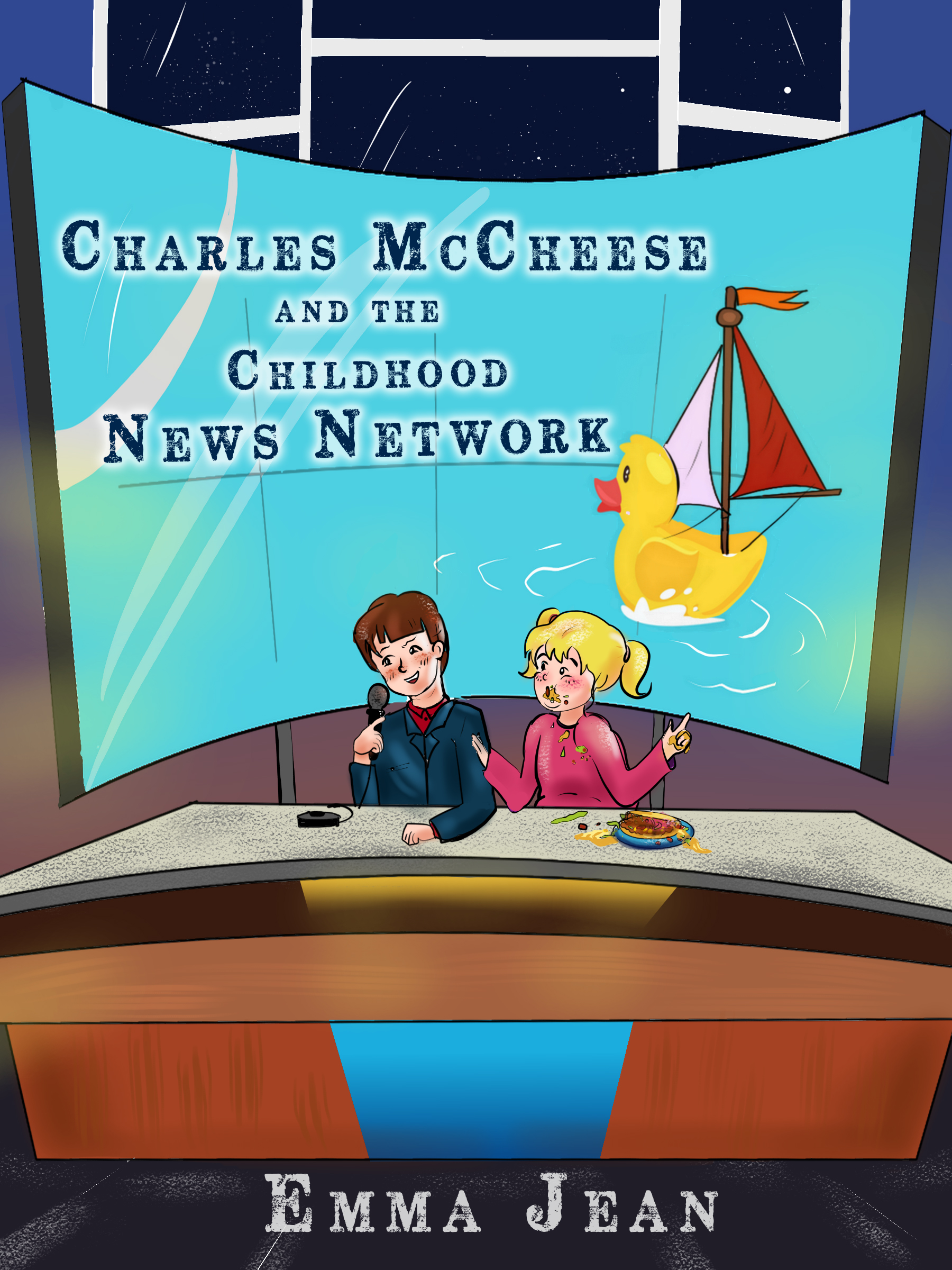 Charles McCheese: And The Childhood News Network