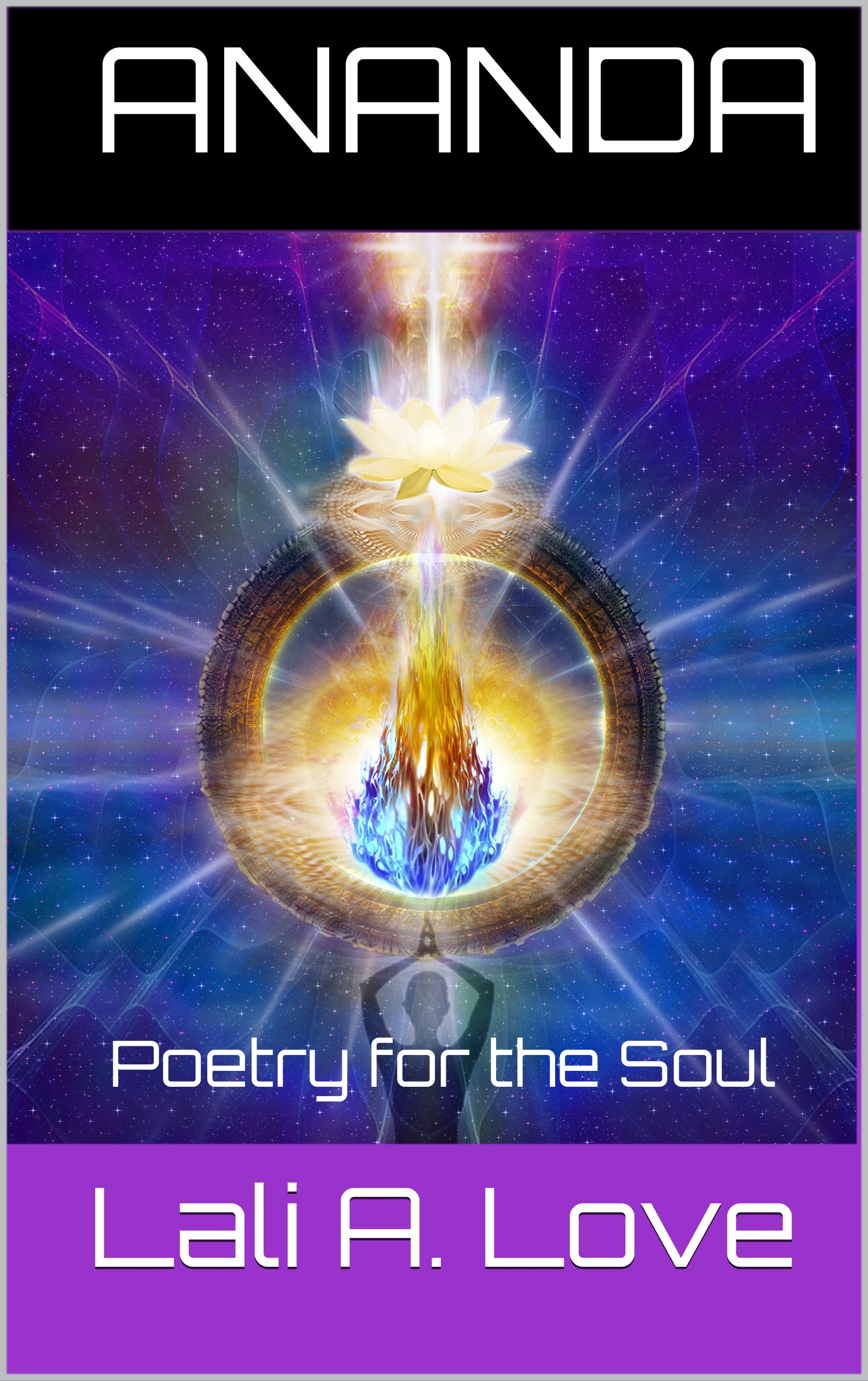 Ananda: Poetry for the Soul by Lali A. Love