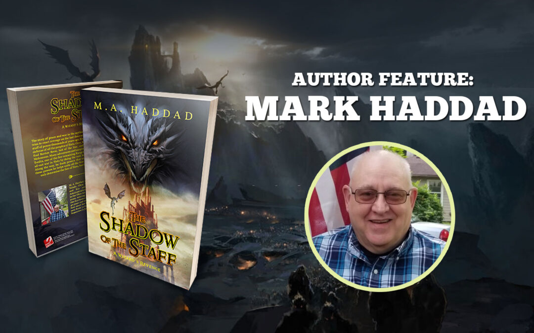 Author Feature: Mark Haddad