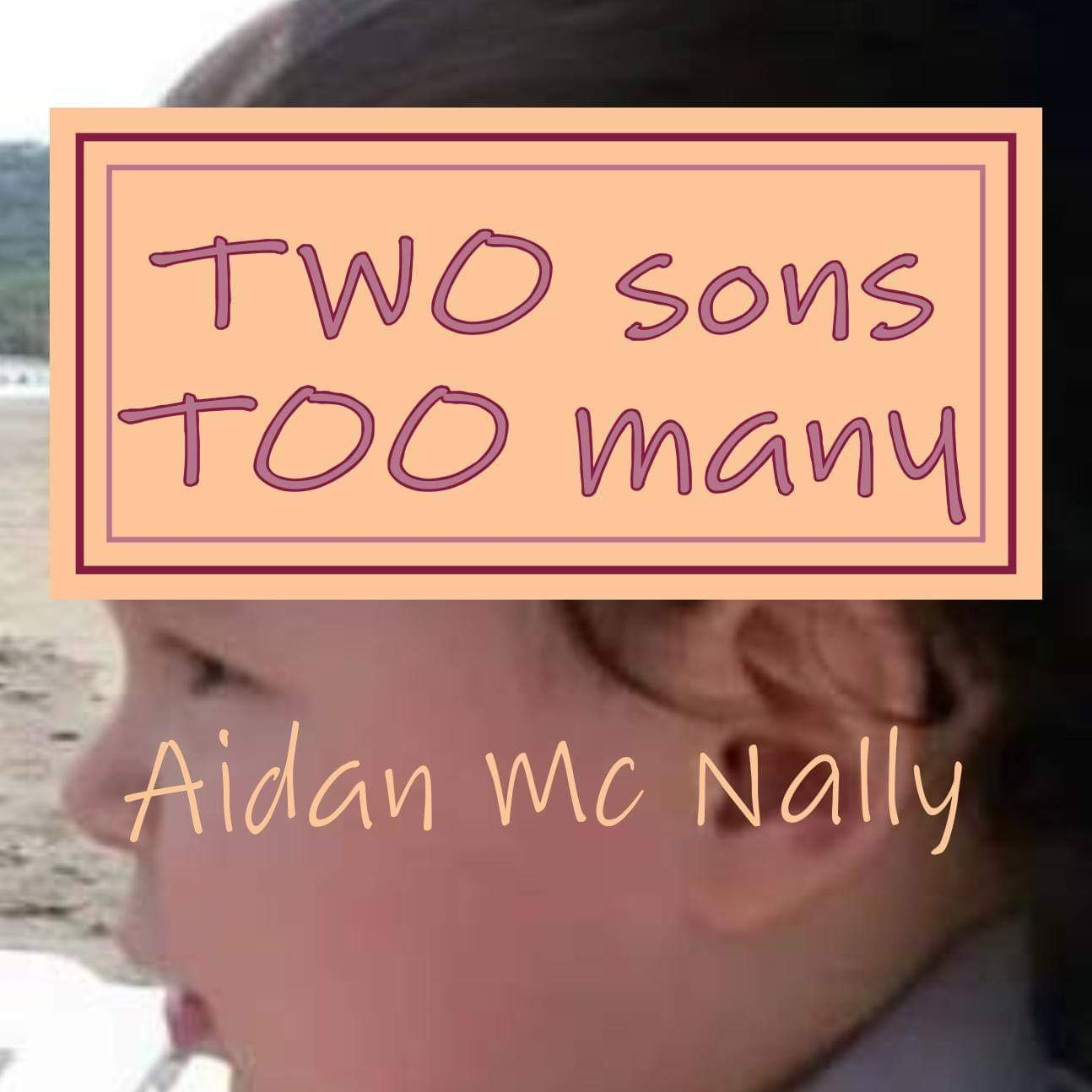 TWO sons TOO many, Memoir by Aidan Mc Nally