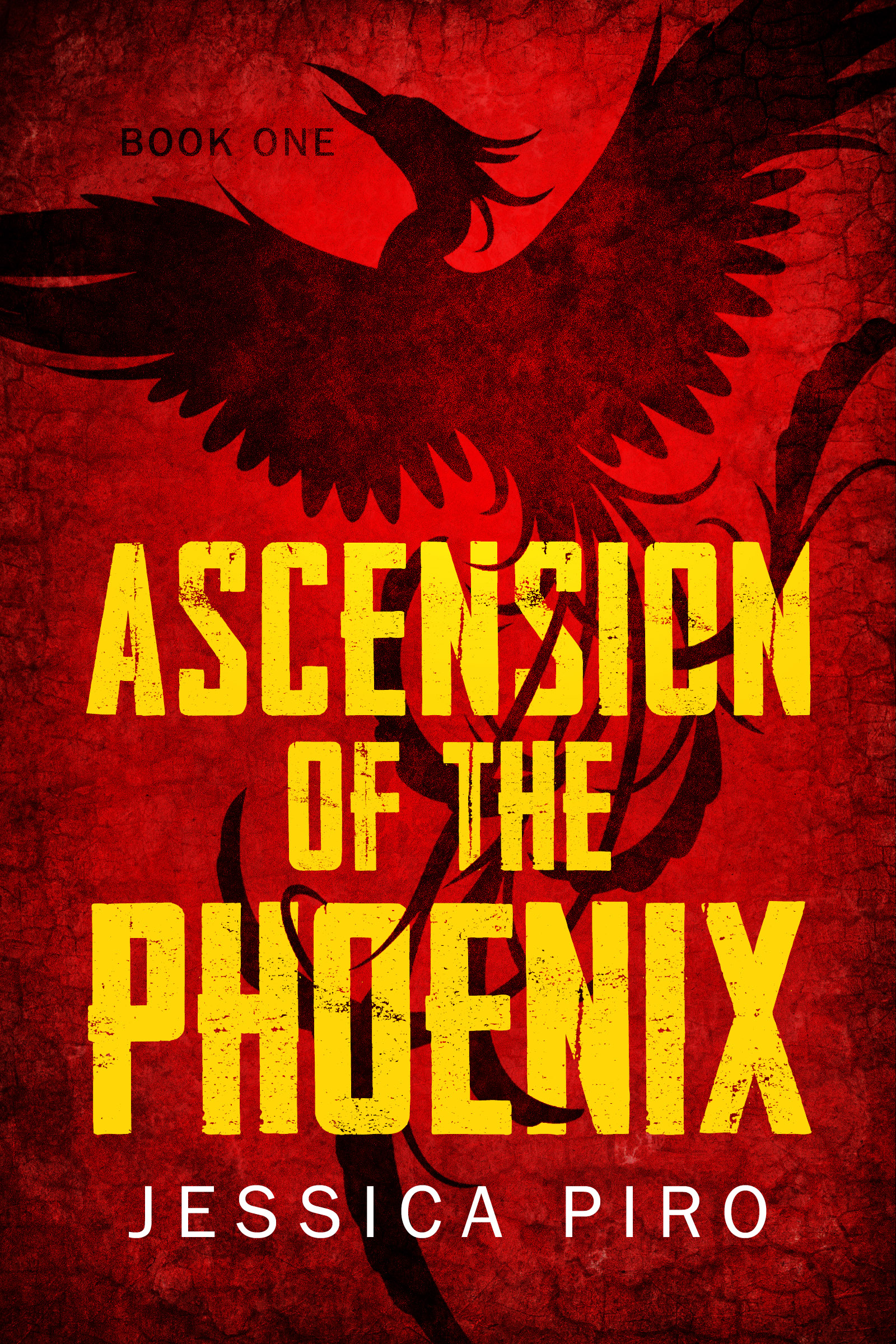 Ascension of the Phoenix by Jessica Piro