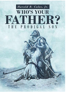 whos your father book cover for harol b cole jr