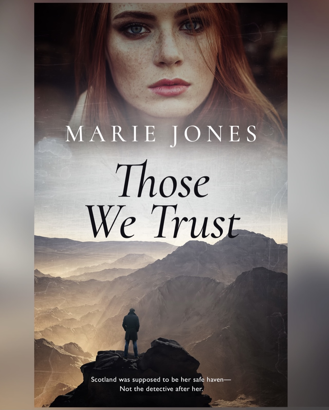 'Those We Trust' by Marie Jones