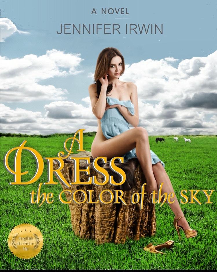 Jennifer Irwin, A Dress the Color of the Sky