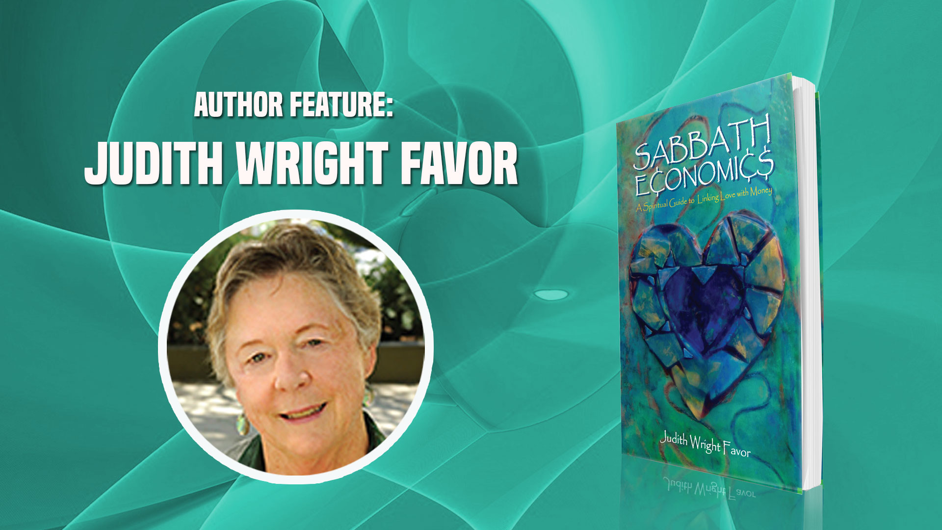 Author-Feature-Judith-Wright-Favor banner