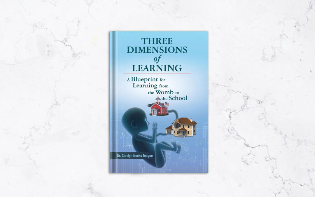 Book Feature: Three Dimensions of Learning by Carolyn Nooks-Teague