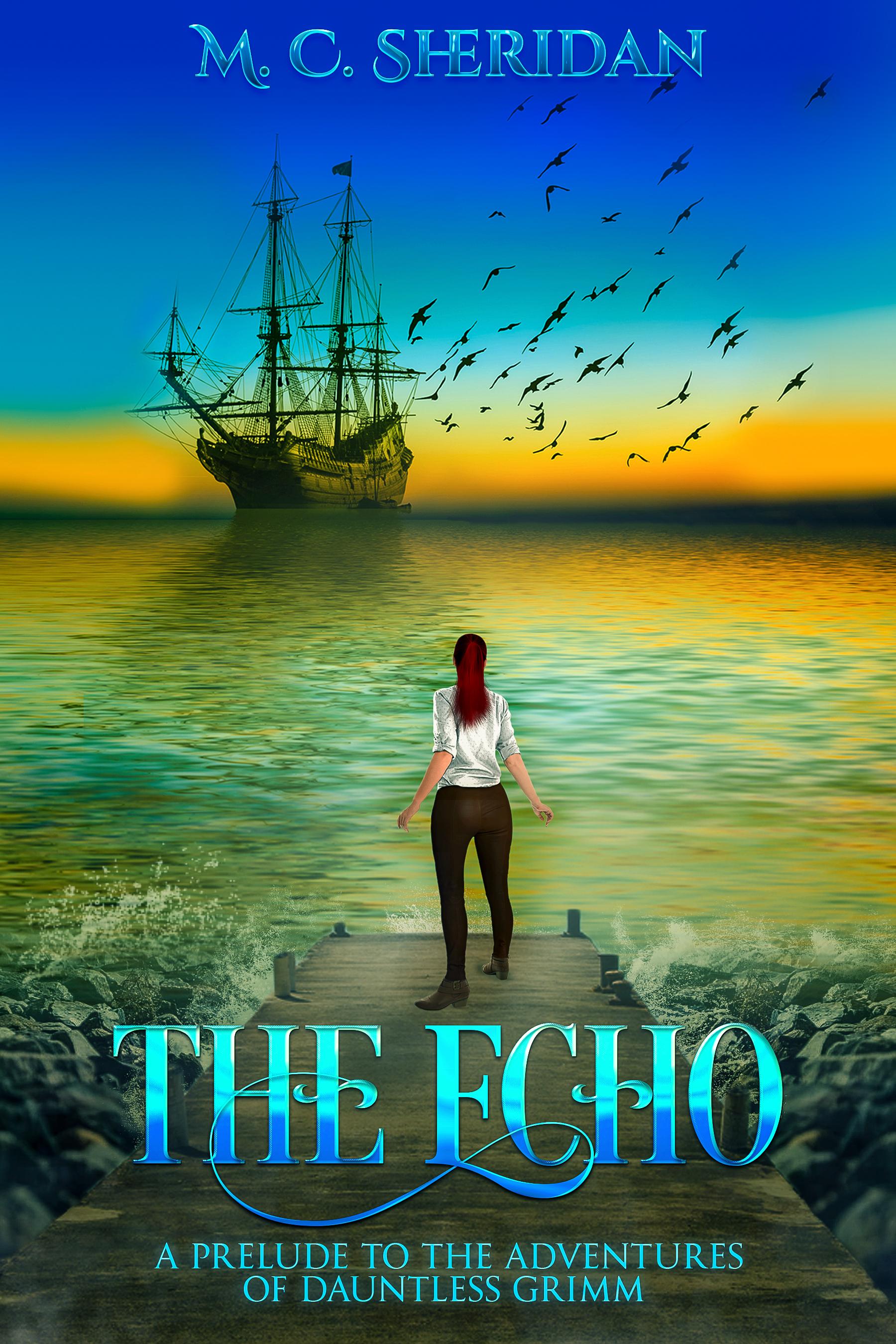 The Echo by M. C. Sheridan