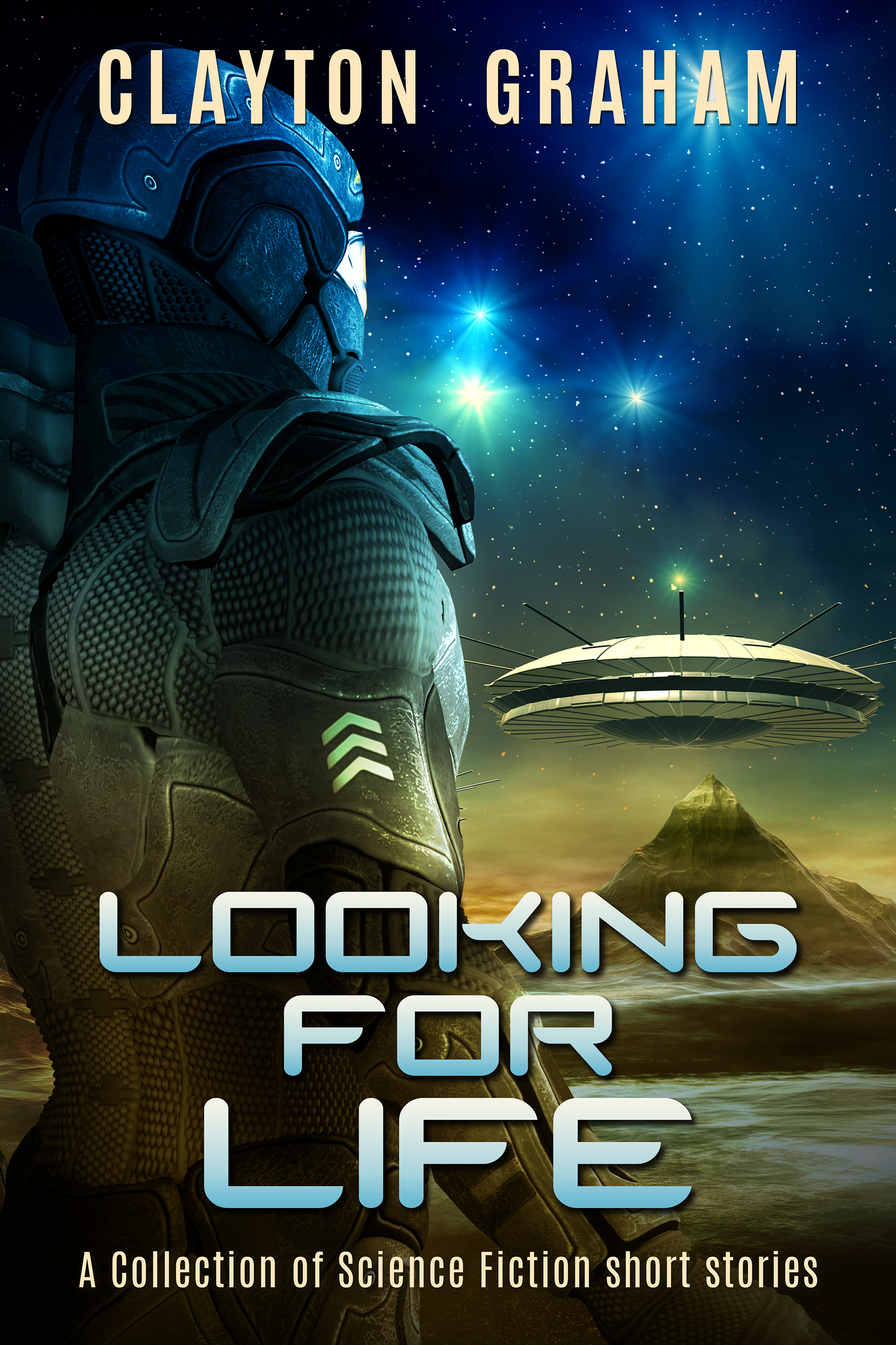 'Looking for Life' by Clayton Graham