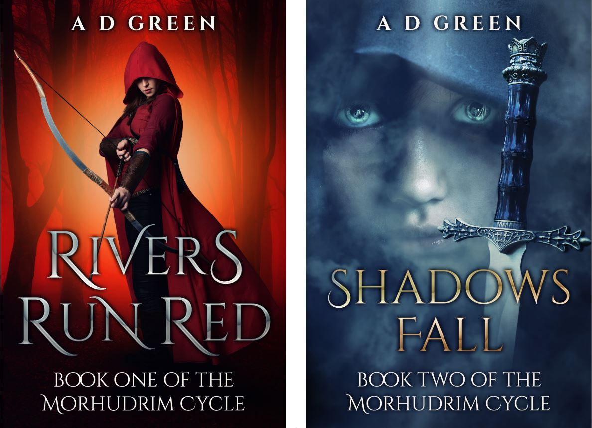The Morhudrim Cycle a Fantasy Series by A D Green