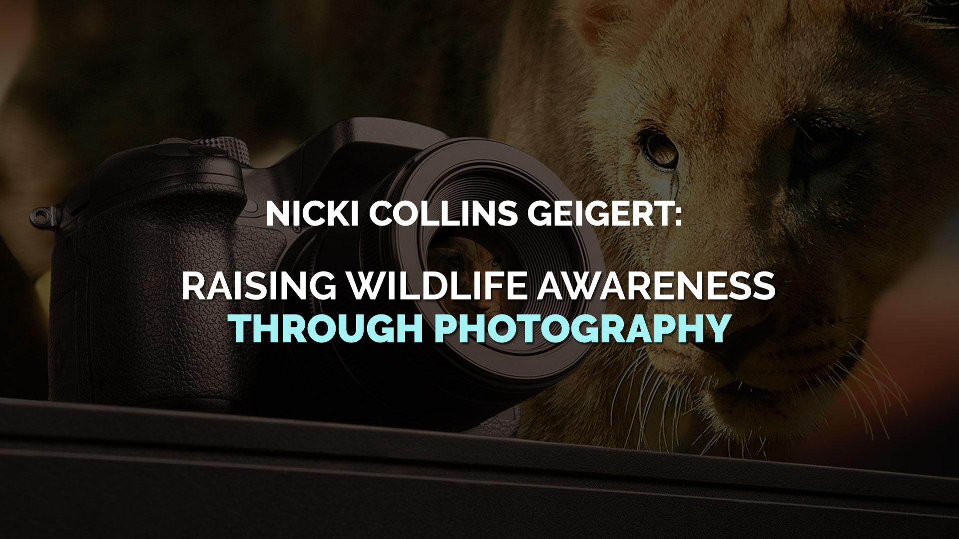 Raising-Wildlife-Awareness-through-Photography banner